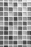 Абстрактные квадратные предпосылка и текстура стены мозаики пиксела стоковые фото