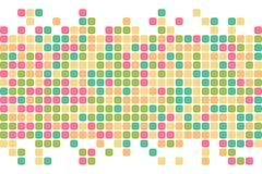 абстрактные квадраты предпосылки Предпосылка вектора стоковые изображения rf