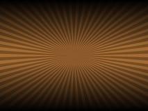 Абстрактные коричневые цвет и линия накаляя предпосылка Стоковая Фотография RF