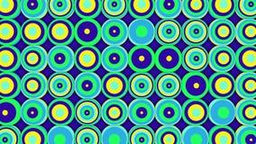 Абстрактные красочные сферы иллюстрация штока