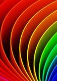 абстрактные кривые предпосылки Стоковые Фотографии RF