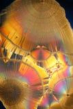 абстрактные кристаллы предпосылки стоковая фотография