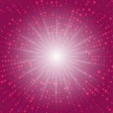 абстрактные круги Влияние полутонового изображения абстрактная поставленная точки предпосылка 3d представила место V бесплатная иллюстрация