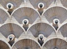 абстрактные круги Стоковые Изображения RF