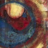 абстрактные круги Стоковые Фото