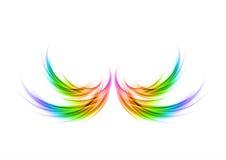 Абстрактные крыла Стоковая Фотография RF
