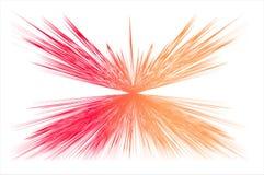 абстрактные линии взрыва предпосылки бесплатная иллюстрация