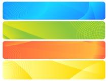 абстрактные линии предпосылки Стоковая Фотография RF