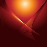 абстрактные линии предпосылки Стоковое Изображение RF
