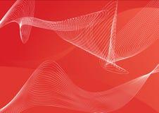 абстрактные линии предпосылки Стоковые Фотографии RF