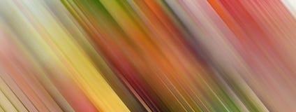 абстрактные линии цвета Стоковая Фотография RF