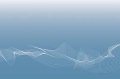 абстрактные линии Стоковые Фото