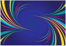 абстрактные линии Стоковые Изображения