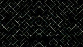 Абстрактные линии Loopable сток-видео
