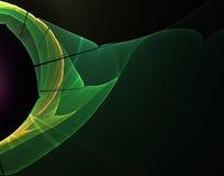 абстрактные листья Стоковые Изображения RF
