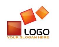 абстрактные логосы Стоковые Изображения RF
