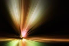 абстрактные лучи предпосылки Стоковые Изображения RF