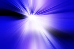абстрактные лучи предпосылки Стоковая Фотография RF