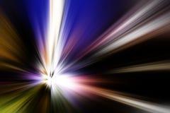 абстрактные лучи предпосылки Стоковые Изображения