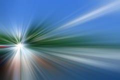 абстрактные лучи Стоковые Изображения RF
