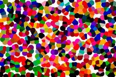 абстрактные многоточия Стоковые Фото