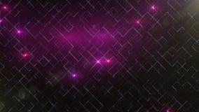 Абстрактные наука дела или предпосылка технологии с пустым космосом для текста скопируйте космос конец вверх Красочные blicks дал бесплатная иллюстрация