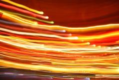 Абстрактные нашивки светлых обоев Стоковая Фотография
