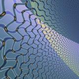 абстрактные обои шаблона конструкции Стоковые Изображения
