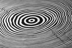 абстрактные однолетние кольца Стоковое фото RF