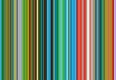 Абстрактные оранжевые зеленые желтые мягкие линии резюмируют предпосылку Стоковые Фото