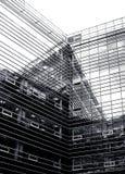 Абстрактные офисы Стоковая Фотография RF