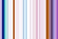 Абстрактные пастельные линии в желтых, фиолетовых и голубых оттенках Стоковое фото RF