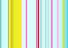 Абстрактные пастельные яркие мягкие линии абстрактная предпосылка Стоковое Изображение RF