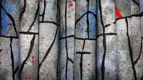 Абстрактные пестротканые картины Стоковые Изображения