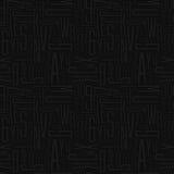 Абстрактные письма и картина номеров безшовная Стоковое Фото