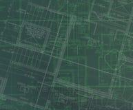 абстрактные планы Стоковое Изображение RF
