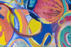 абстрактные плиты Стоковые Фотографии RF