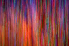Абстрактные, праздничные штриховатости света Стоковые Фотографии RF