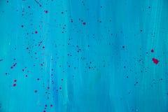 Абстрактные предпосылка или текстура краски Стоковая Фотография RF