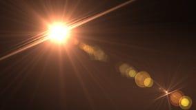 Абстрактные предпосылки космоса освещают на черной предпосылке (супер высокое разрешение) бесплатная иллюстрация