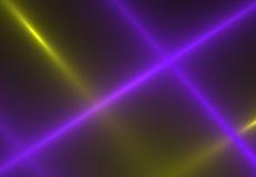 Абстрактные предпосылки космоса освещают на черной предпосылке (супер высокое разрешение) иллюстрация штока