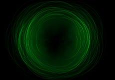 Абстрактные предпосылки космоса освещают на черной предпосылке (супер высокое разрешение) Стоковые Изображения RF