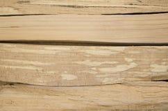 абстрактные предпосылки - прерванная древесина Стоковые Изображения RF