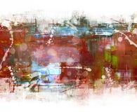 Абстрактные предпосылки бесплатная иллюстрация
