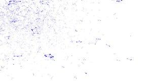Абстрактные простые черно-белые развевая решетка 3D или сетка как корпоративная предпосылка Серая геометрическая вибрируя окружаю иллюстрация вектора