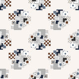 абстрактные прямоугольники предпосылки стоковое фото rf