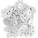 абстрактные плодоовощи Стоковое Фото