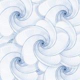 абстрактные раковины предпосылки Стоковая Фотография RF