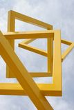 абстрактные рамки Стоковые Фотографии RF