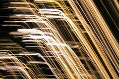 абстрактные самомоднейшие whitelines Стоковое Изображение